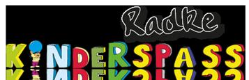 Kinderspass Radke-Logo